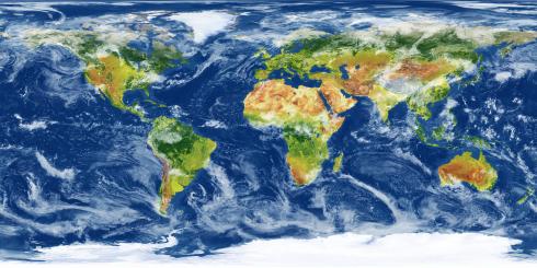 Worldmapjpg - Global weather map