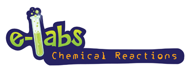 the Chemical Reactions e-Labs Logo