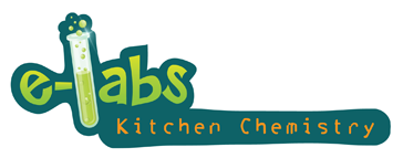 the Kitchen Chemistry e-Labs Logo