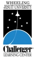 Image of the WJU Challenger Learning Center logo that links to the CLC home page.